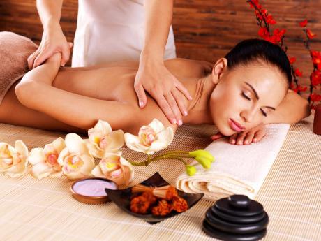 СПА массаж в салоне СПб