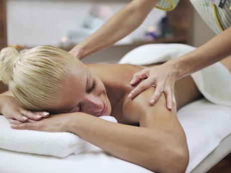 Оздоровительный массаж СПб