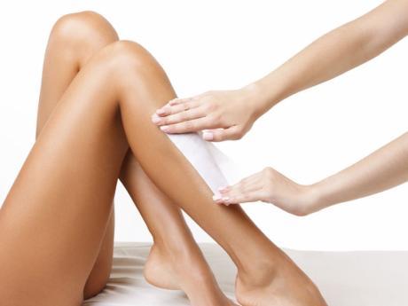 Депиляция голеней