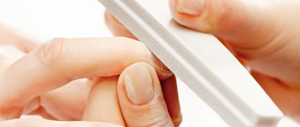 Полировка ногтевой пластины