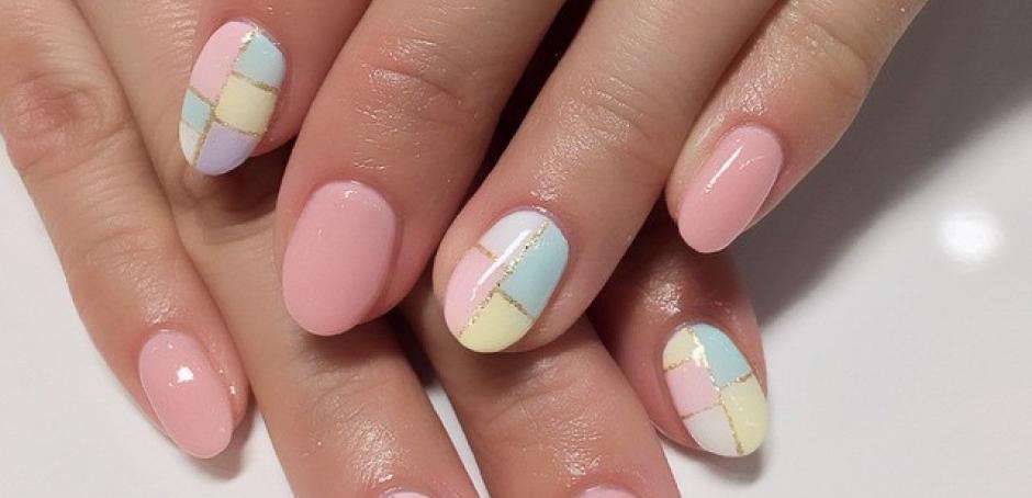 Дизайн 1 ногтя