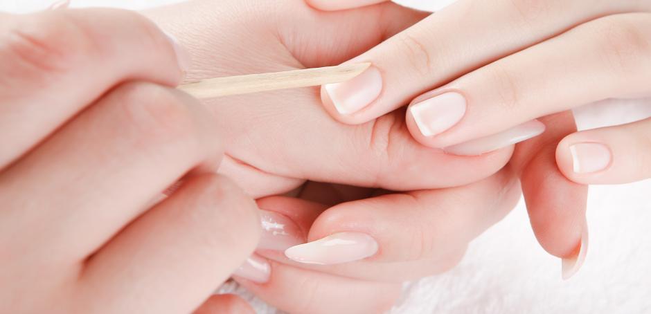 Ремонт ногтевой пластины