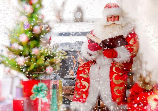 Работа СПА в новогодние праздники